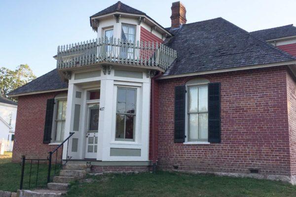 Arrow Rock Sites House
