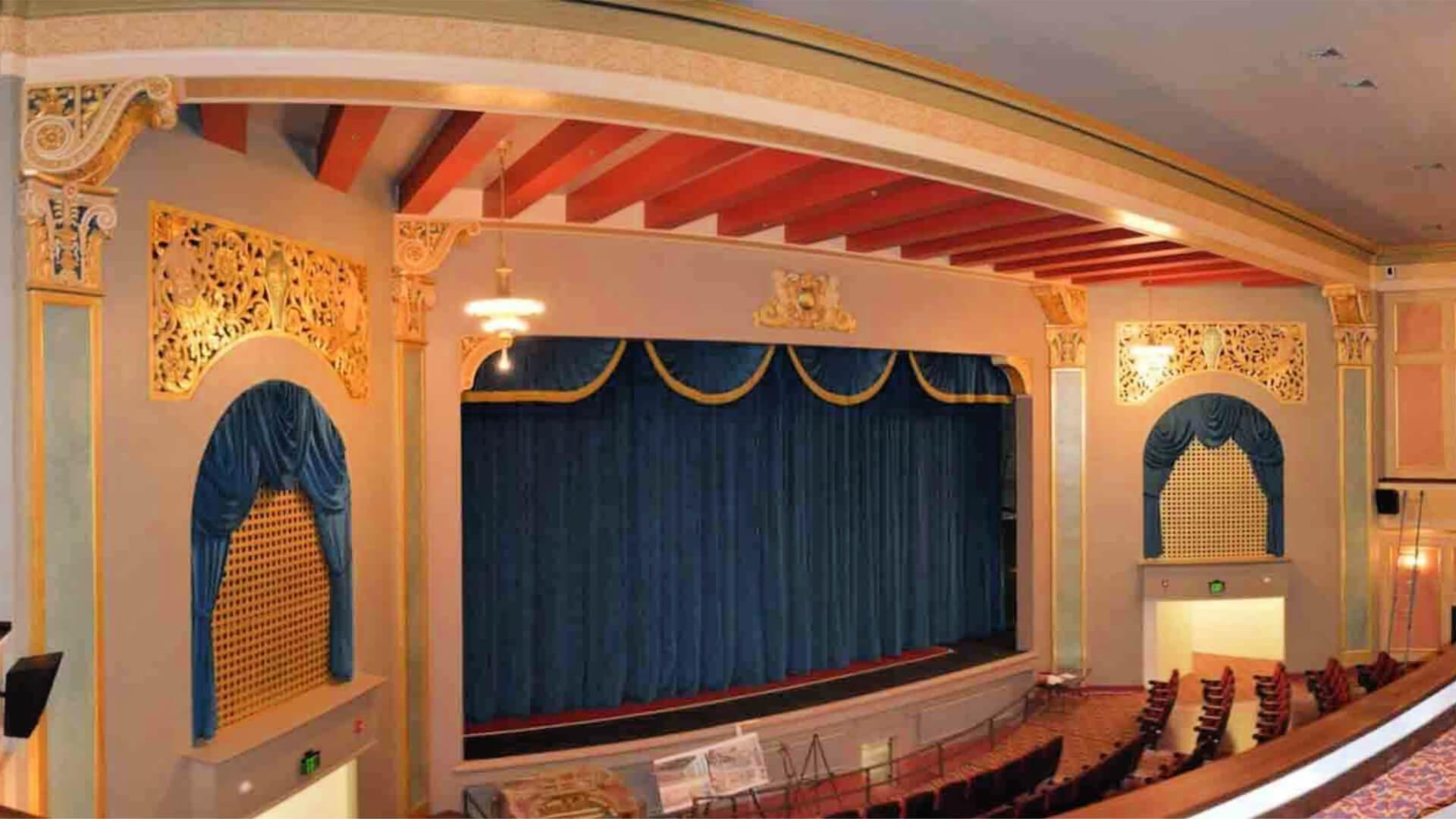 Bohm Auditorium