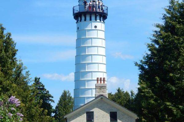 Cana Island Lighthouse – Brianna Galin