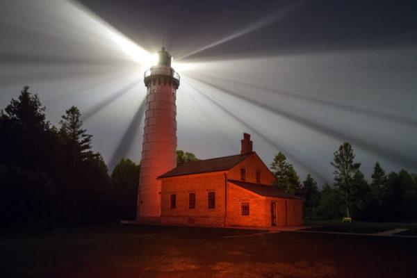 Cana Island Lighthouse – Jim Connolly