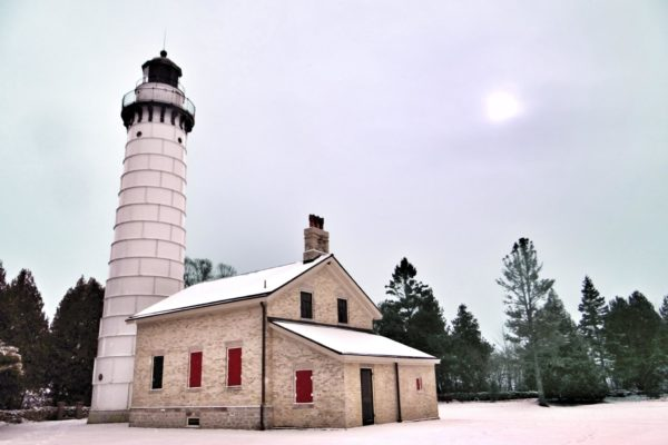 Cana Island Lighthouse – Kate Rispens