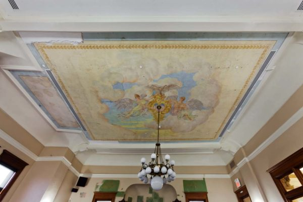 Grant County Courthouse Murals (1)