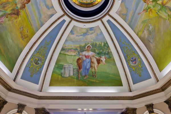 Grant County Courthouse Murals (15)