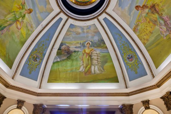 Grant County Courthouse Murals (19)
