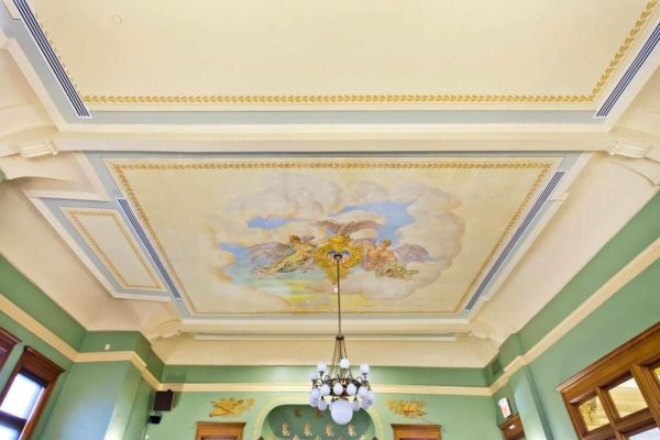 Grant County Courthouse Murals (2)