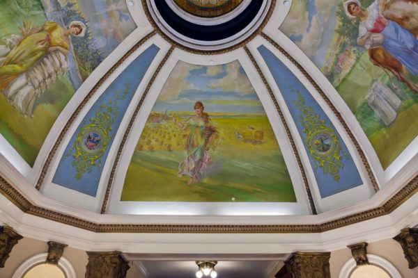 Grant County Courthouse Murals (21)