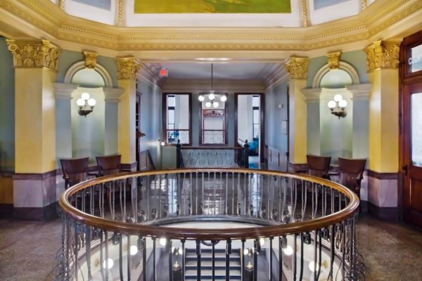 Grant County Courthouse Murals (24)