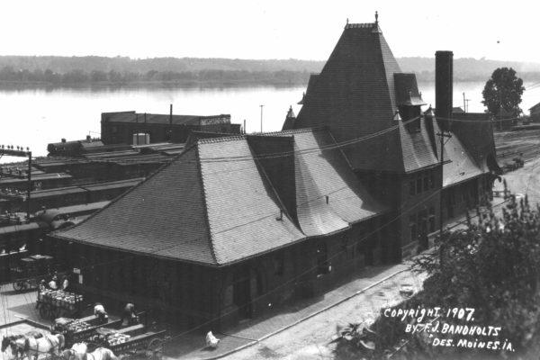 Keokuk Union Depot (1)